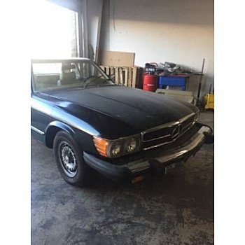 1977 Mercedes-Benz 450SL for sale 100829796